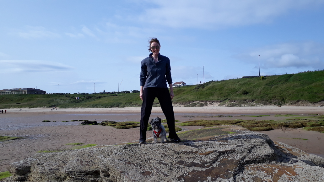 Woofus Dog Walker Whitley Bay